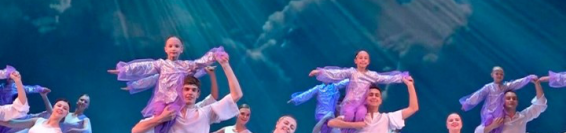 Ансамбль танца «Калужский сувенир» покорил жюри сразу двух национальных конкурсов