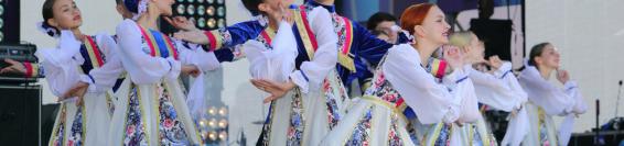 Фотоотчет с фестиваля «Русское поле»