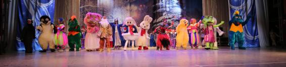 Фотографии с новогодней сказки 2018!